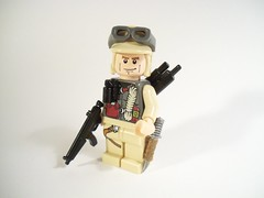 U.S urban strike force, Sgt. (ricks-to-use) Tags: 2 modern us lego mp5 sgt stun warfair g36 usurbanstrikeforce