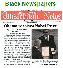 Black Newspapers
