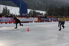 Weissensee 2010, Friese kampioenschappen kortebaan (Andrea van Leerdam) Tags: winter weissensee schaatsen kampioenschap oudhollands kortebaan erikhulzebosch sjoerdhuisman