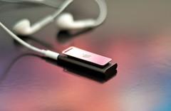 iPod Shuffle - 4GB (Matt Erickson Photography) Tags: apple design nikon raw ipod sweet shuffle 50mmf18 4gb d90