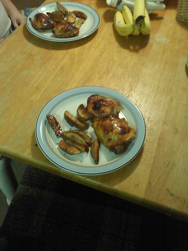 Chicken and Roasted Potatoes III