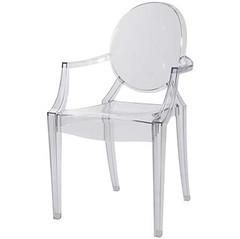 chair philippestarck kartell louisghost (Fotografie: Conference Basics su Flickr)