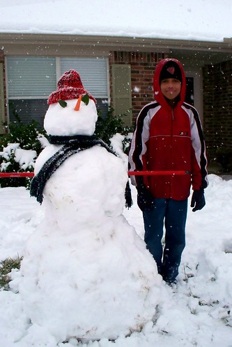 Sam and Snowman