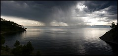 recibimiento del Lago Baikal
