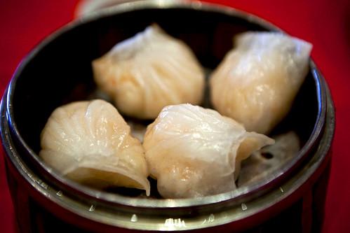 Shrimp Dumpling (Har Gau; 蝦餃)
