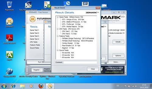 4363219160 8354b76316 Benchmark: Acer Aspire One 532g mit ION2 Zusatzgrafik enttäuscht (noch) *Update*