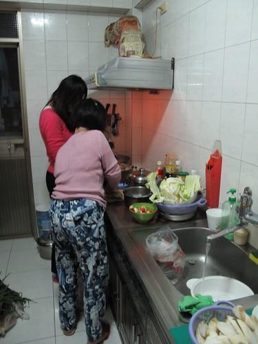 年夜飯 1