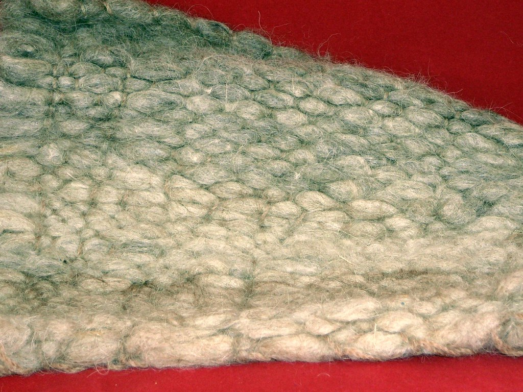 Alpaca Rug Sample