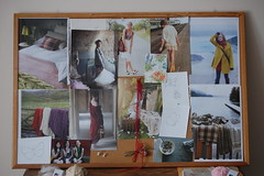 In My Studio : my inspiration board (Stephanie Caldwell) Tags: