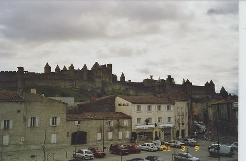 2001-03-09 Carcassonne France (le Citadel du Carcassonne 3)