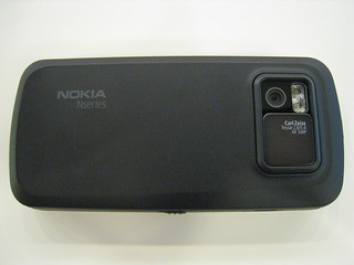 Nokia N97 Blogger Preview
