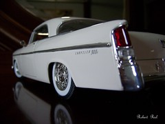 In   my  Dreams (Bob the Real Deal) Tags: old classic cars car reflections kodak antique dream dreams imperial dodge hemi chrysler mopar 300 collectors fin fins taillights taillight chrysler300 the50s diecast maisto 118scale 300b 1956chrysler 1955chrysler