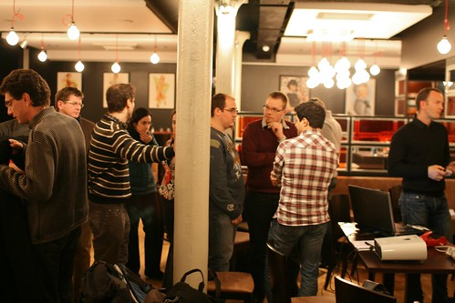 Lift seminar @ Imaginove