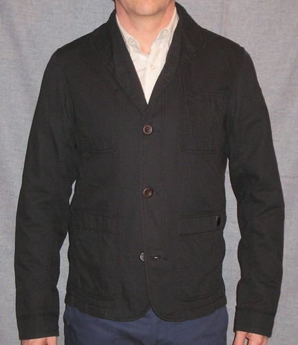 Spiewak - Rye Work Jacket - Black - S2068 by you.