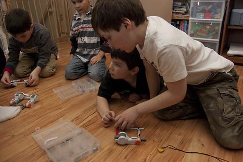Building bots 2