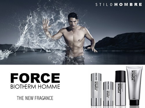 FORCE | BIOTHERM HOMME FRAGANCE