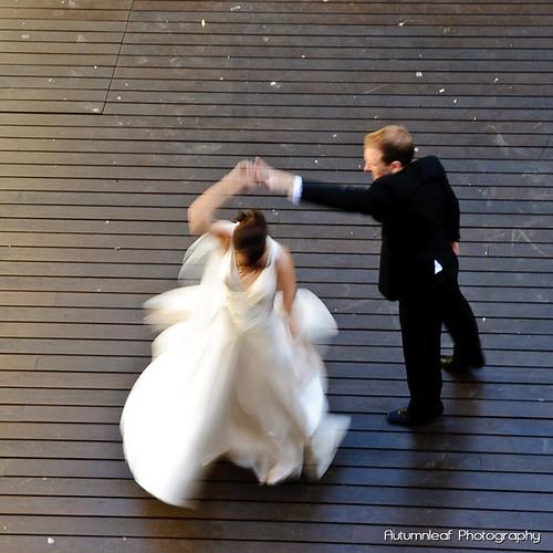 Frances & Bradley's Wedding -  Waltzing