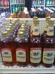 Bad Idea: Whiskey made by McCormick (jessek) Tags: rotgut whiskey alcohol gross disgusting booze wtf ug mccormick badidea iphone