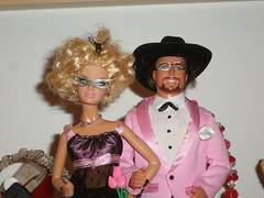 Valentine's Day 2010 (spankyandminxy) Tags: dolls texas houston february valentinesday 2010 minxy spanky