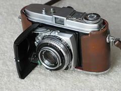 Kodak Retina 1b (stuslow) Tags: cameraporn kodakretina1b