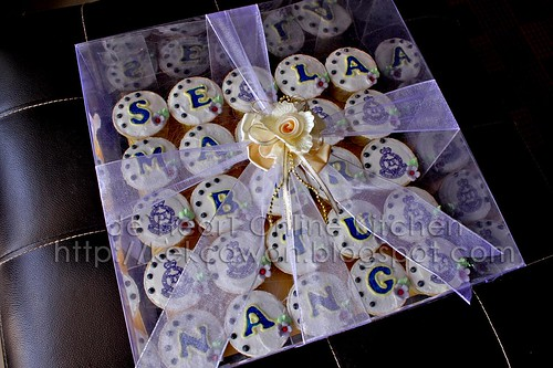 Hantaran Packaging with Ribbon