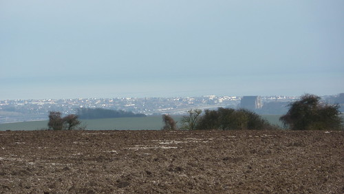 Brighton in the distance