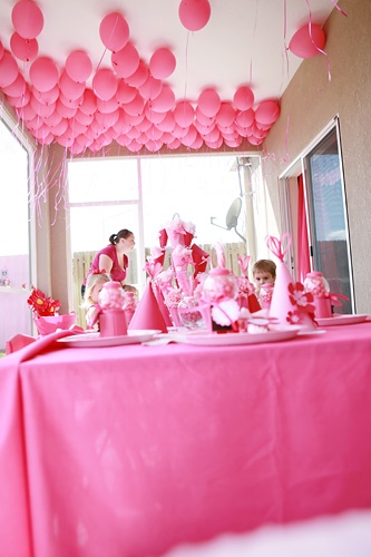 Bella Grace Party Designs REAL PARTY PINK Party ~ 214028_Birthday Party Ideas Pink