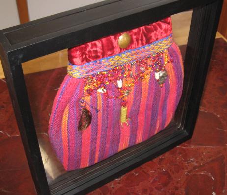baba yaga framed