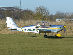 G-CCEM (QSY on-route) Tags: breighton 07032010 gccem