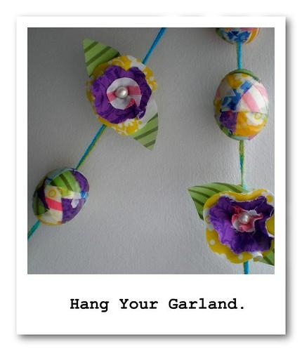 Garland Poloroid