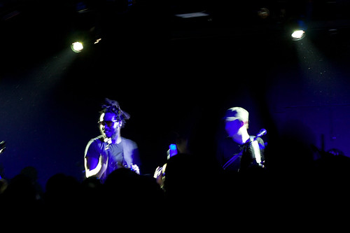 K-OS at Le Poisson Rouge