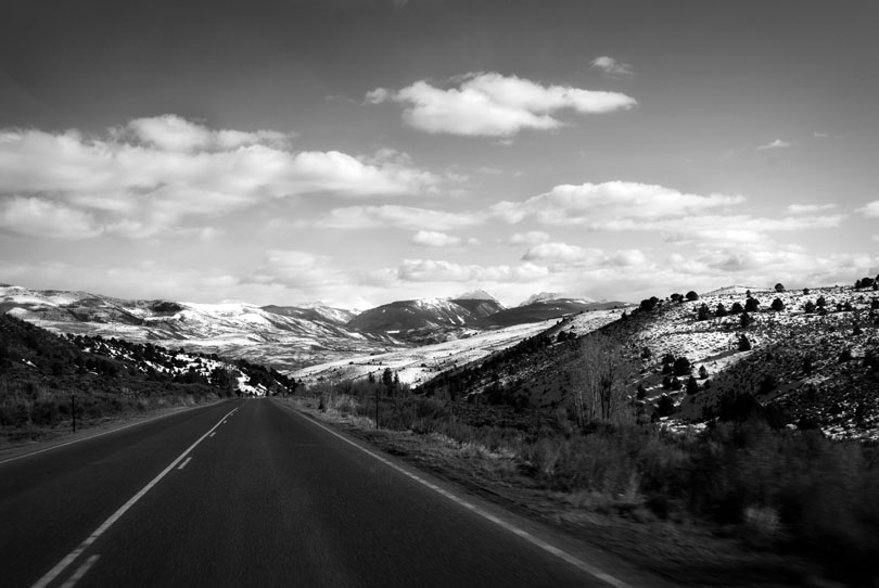 Driving through Colorado 5651 ACR BWWEB