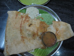 Masala Dosa - New Suriyas, Chennai, India