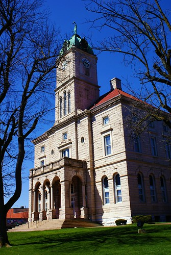 Harrisonburg Courthouse