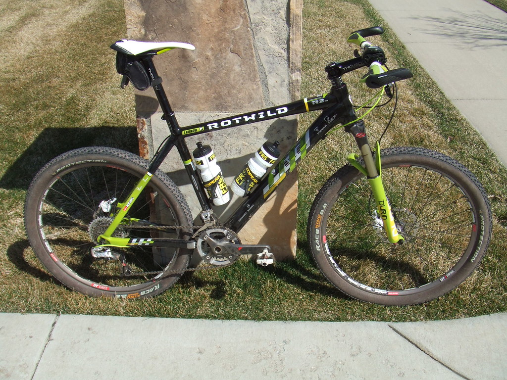 2010 Rotwild R.R2 HT, Topeak-Ergon Team Issue