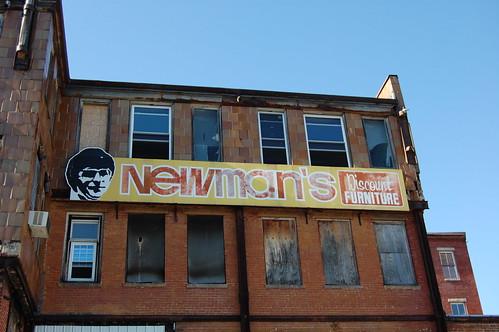 Hellllllo, Newman.