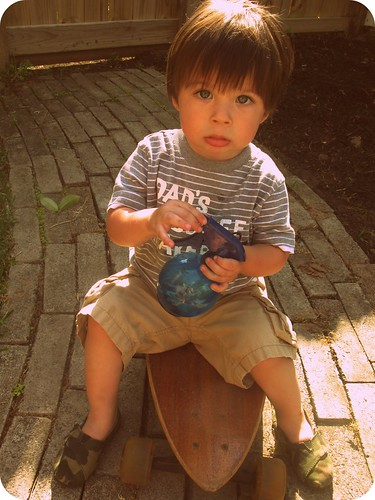 ryder in tiny toms.