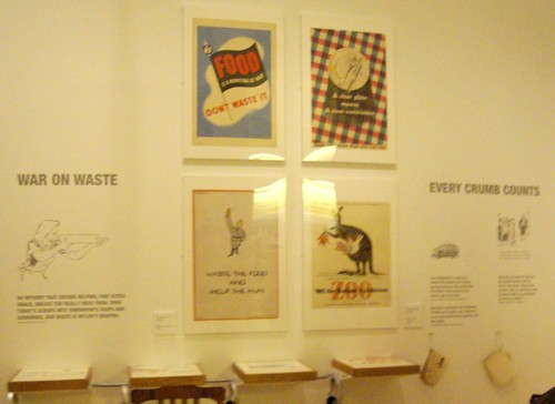 war on waste ministry of food iwm london