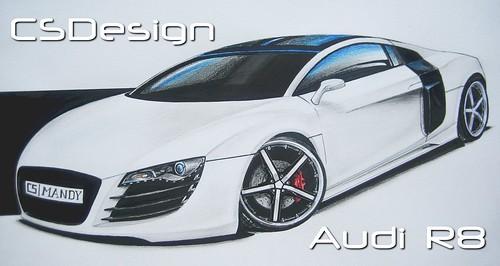 audi r8 blogspotcom. Audi R8 CS