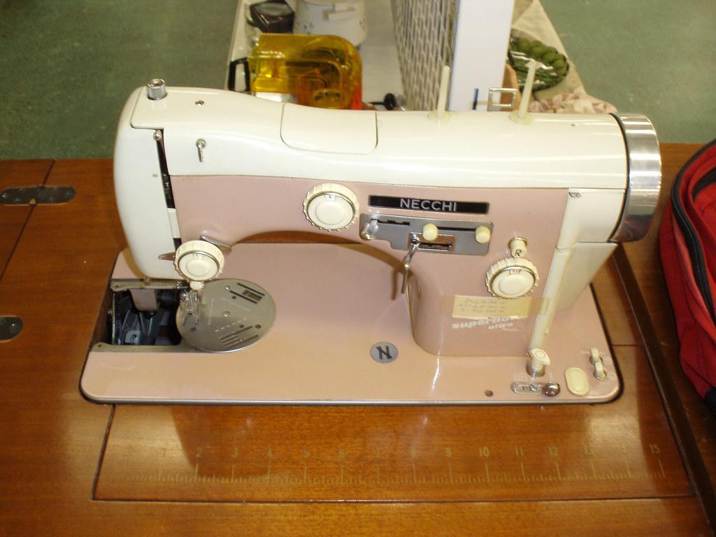 Dating Necchi symaskiner