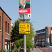 Belfast City - Election Poster