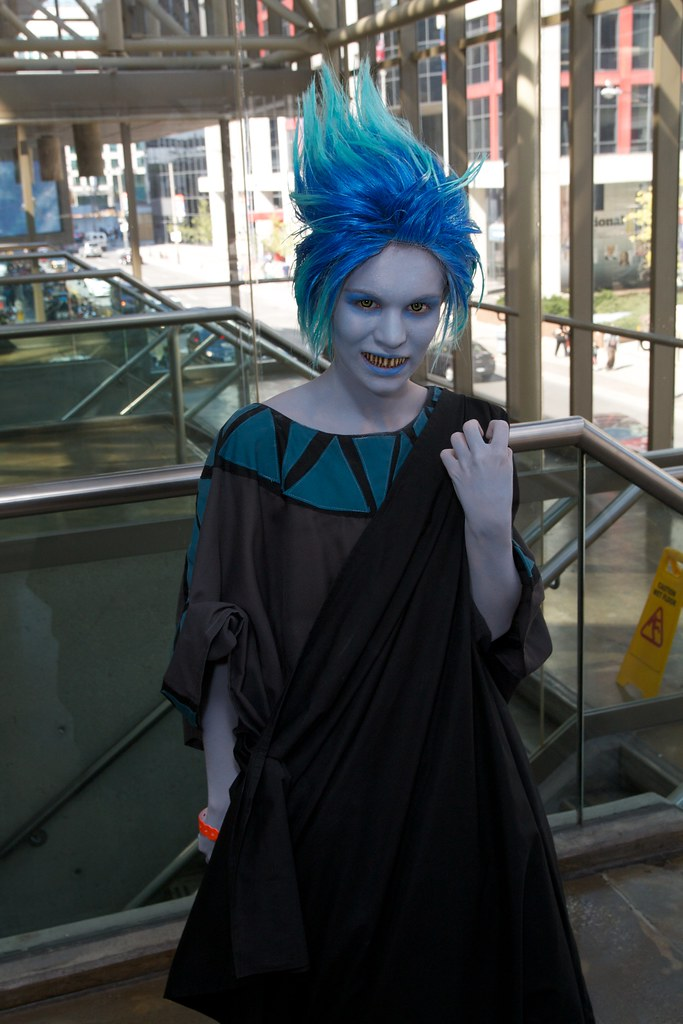 Hades (McFarlaneImaging) Tags blue costume expo indoor gaming fantasy convention scifi horror con  sc 1 st  Fiveprime & The Worldu0027s Best Photos of expo and hades - Flickr Hive Mind