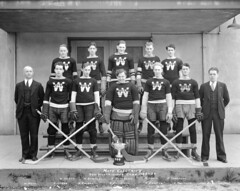 Mott Electric's New Westminster Cubs 1933-34