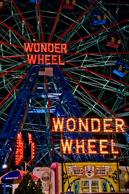 159/365 - June 8, 2011 - Wonder Wheel