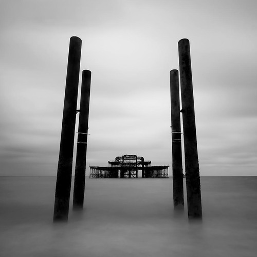 Brighton West Pier - UK