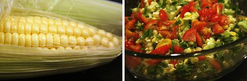 photo 4- corn salad