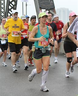5) Marathoners from Ottawa, Gatineau & Area: stats and pics  (K, L)