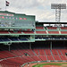 Fenway Park press box