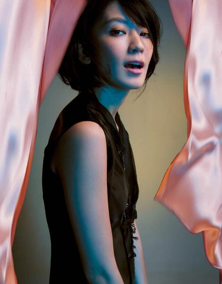 China star-Kelly Lin Hei Lui