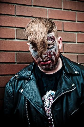 Toronto Zombie Walk 2009